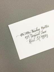 Wedding Addressing