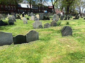 Freedom Trail - Cemetary