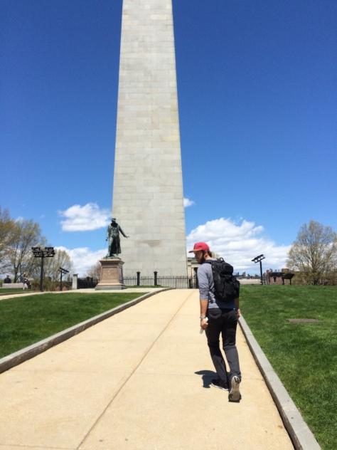 Freedom Trail - Bunker Hill