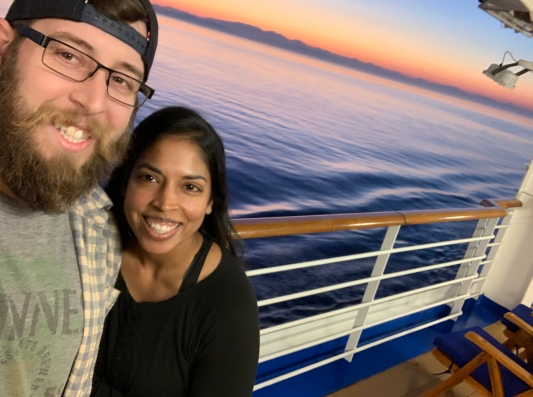 Cruise Sunset 3