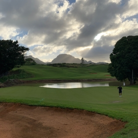 Puakea Golf Course 3